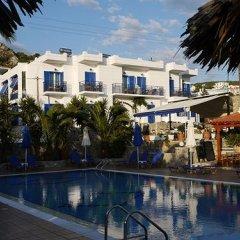 Отель Andreas Греция, Агистри - отзывы, цены и фото номеров - забронировать отель Andreas онлайн бассейн