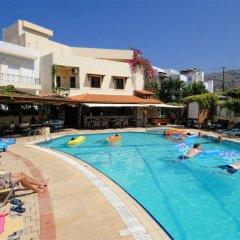 Отель San Giorgio бассейн фото 2