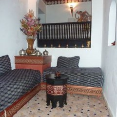 Отель Riad Kenza Марокко, Фес - отзывы, цены и фото номеров - забронировать отель Riad Kenza онлайн интерьер отеля фото 3