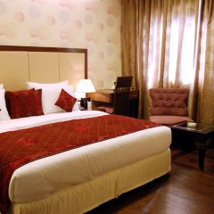 Отель Liv Inn - West Patel Nagar Индия, Нью-Дели - отзывы, цены и фото номеров - забронировать отель Liv Inn - West Patel Nagar онлайн комната для гостей фото 3