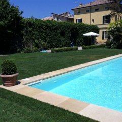Отель Villino di Porporano Парма бассейн фото 3