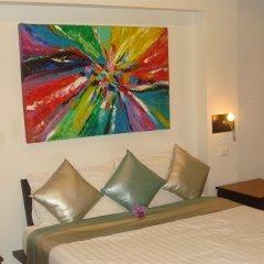 Отель 3rd Street Cafe & Guesthouse комната для гостей фото 4