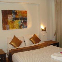 Отель 3rd Street Cafe & Guesthouse комната для гостей