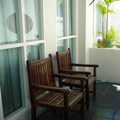 Отель 3rd Street Cafe & Guesthouse балкон