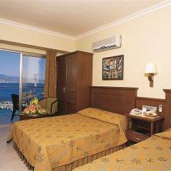Seaport Hotel комната для гостей