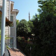 Coskun House Ayasofya Турция, Стамбул - отзывы, цены и фото номеров - забронировать отель Coskun House Ayasofya онлайн балкон