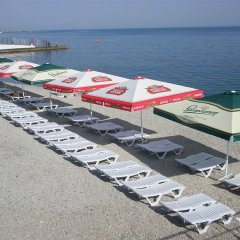 Гостиница Пансионат Массандра пляж