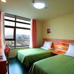 Отель Home Inn (Hangzhou Binwen Road Baimahu University City) комната для гостей фото 5