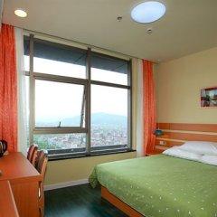 Отель Home Inn (Hangzhou Binwen Road Baimahu University City) комната для гостей фото 3