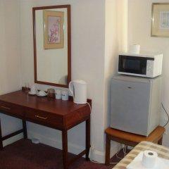 Osborne Hotel Лондон удобства в номере