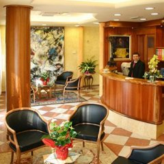 Hotel Giotto Падуя интерьер отеля фото 3