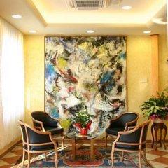 Hotel Giotto Падуя интерьер отеля фото 2