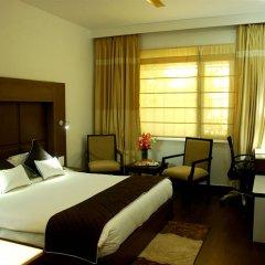 Отель Aravali Villa Индия, Нью-Дели - отзывы, цены и фото номеров - забронировать отель Aravali Villa онлайн комната для гостей фото 2