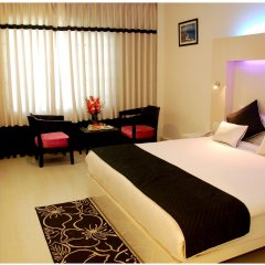 Отель Aravali Villa Индия, Нью-Дели - отзывы, цены и фото номеров - забронировать отель Aravali Villa онлайн комната для гостей