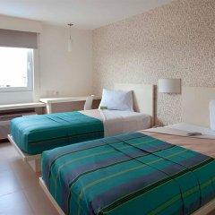 Отель City Express Junior Cancun Мексика, Канкун - отзывы, цены и фото номеров - забронировать отель City Express Junior Cancun онлайн комната для гостей фото 2