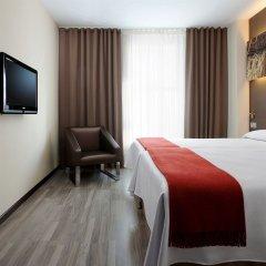 Отель NH Barcelona Diagonal Center комната для гостей фото 3