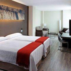 Отель NH Barcelona Diagonal Center комната для гостей фото 4