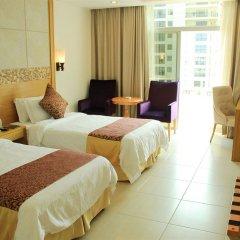 Отель Sanya Jinglilai Resort комната для гостей фото 5
