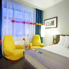 Гостиница Парк Инн от Рэдиссон Роза Хутор (Park Inn by Radisson Rosa Khutor) комната для гостей фото 2