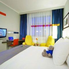Гостиница Парк Инн от Рэдиссон Роза Хутор (Park Inn by Radisson Rosa Khutor) комната для гостей фото 4