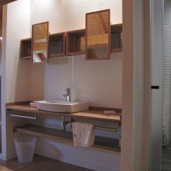 Hotel Roncesvalles ванная