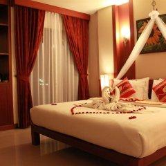 Отель Patong Hemingways 3* Стандартный номер разные типы кроватей фото 3