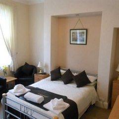Отель St Paul's Lodge Великобритания, Йорк - отзывы, цены и фото номеров - забронировать отель St Paul's Lodge онлайн комната для гостей фото 3