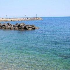 Отель Meublè Piccolo Paradiso пляж фото 2