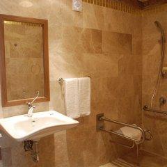 The Corner Hotel ванная
