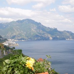 Отель B&B Al Pesce D'Oro Италия, Амальфи - отзывы, цены и фото номеров - забронировать отель B&B Al Pesce D'Oro онлайн приотельная территория