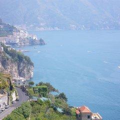 Отель B&B Al Pesce D'Oro Италия, Амальфи - отзывы, цены и фото номеров - забронировать отель B&B Al Pesce D'Oro онлайн пляж фото 2