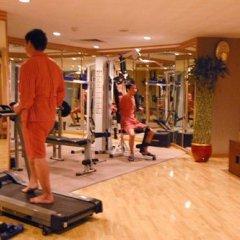 Chinflux Mandarin Hotel фитнесс-зал