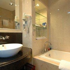 Chinflux Mandarin Hotel ванная