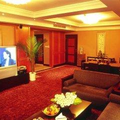 Chinflux Mandarin Hotel комната для гостей фото 4