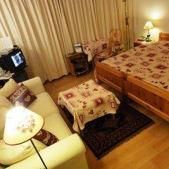 Hotel Christiania Gstaad комната для гостей фото 2