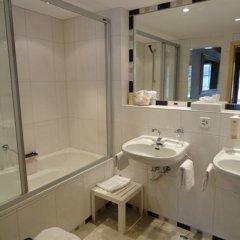 Hotel Christiania Gstaad ванная