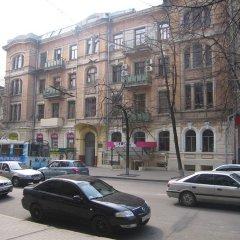 Апартаменты Malon Apartments парковка