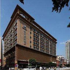 Maple Leaf Convenience Hotel Shenzhen парковка