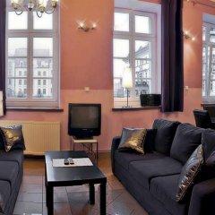 Апартаменты 24W Apartments Rynek интерьер отеля фото 2