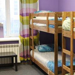 Хостел Достоевский Кровати в общем номере с двухъярусными кроватями фото 34