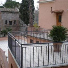 Отель Casa San Giuseppe балкон