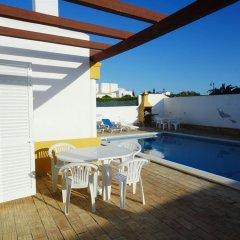 Отель Villa Golfinho Португалия, Албуфейра - отзывы, цены и фото номеров - забронировать отель Villa Golfinho онлайн балкон