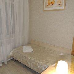 Гостиница Солнечная Стандартный номер с разными типами кроватей фото 25