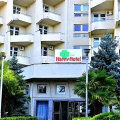 Гостиница Хэппи вид на фасад фото 3