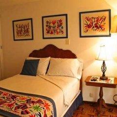 Отель La Casita del Patio Verde Мексика, Мехико - отзывы, цены и фото номеров - забронировать отель La Casita del Patio Verde онлайн комната для гостей фото 2