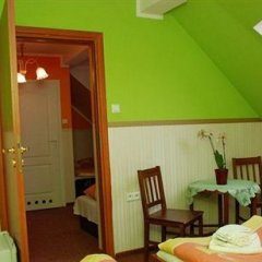 Отель Pokoje Goscinne Via Steso Гданьск сауна