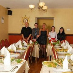 Отель Pokoje Goscinne Via Steso Гданьск помещение для мероприятий