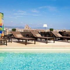 Отель Majestic Residence Испания, Барселона - 8 отзывов об отеле, цены и фото номеров - забронировать отель Majestic Residence онлайн бассейн фото 2