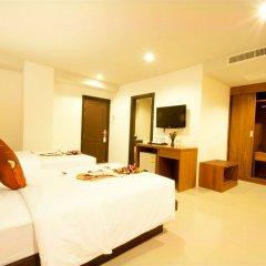 Gu Hotel 3* Номер Делюкс разные типы кроватей фото 2