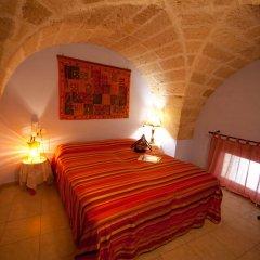 Отель Ambika B&B Лечче комната для гостей фото 4
